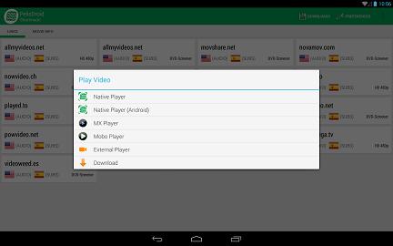 Programas Para Ver Y Descargar Peliculas Y Series Android