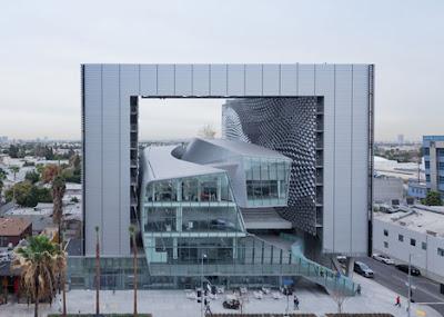 Cool College Emerson College Los Angeles Futuristic Architecture