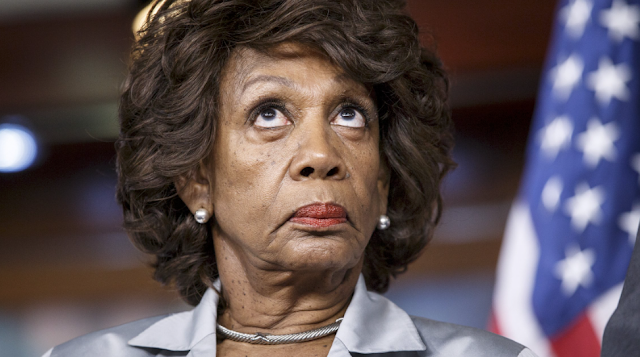 Maxine Waters to skip Trump's State of the Union