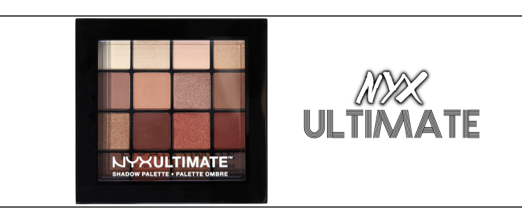 nyx ultimate warm neutrals