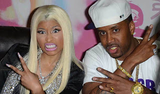 Nicki Minaj,Safaree Samuels