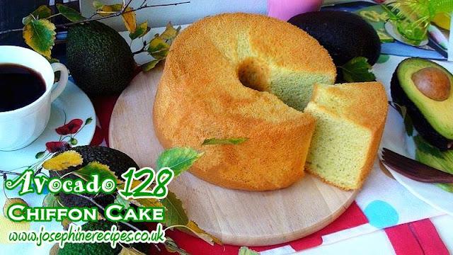 How To Make Avocado Chiffon Cake