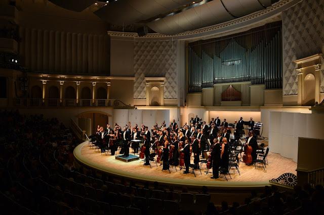 Filharmonijski trijumf sa Radulovićem u Moskvi