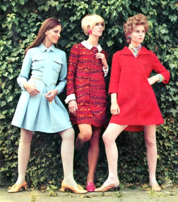A Vintage Nerd 1960s Fashion Inspiration Vintage Blog