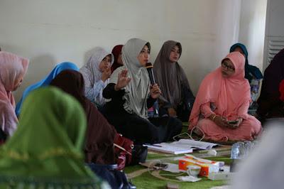 Bupati Lampung Timur Terima Kunjungan Pengasuh Pondok Pesantren Putri se-Provinsi Lampung