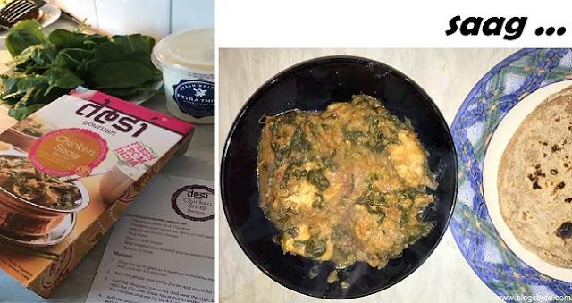 Desi Indian Meal Kits