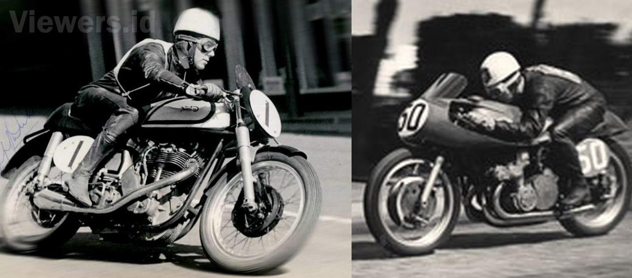 5 Rider Yang Menjuarai MotoGP Dengan 2 Pabrikan Berbeda