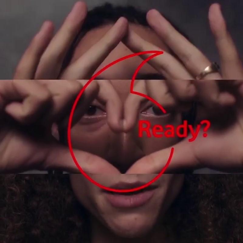 Un Brano Inedito Del Rapper Ghali Nello Spot Vodafone Shake Remix