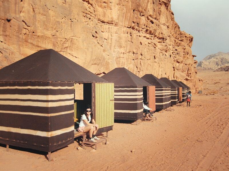 cosa-vedere-in-giordania-wadi-rum-campo-tendato