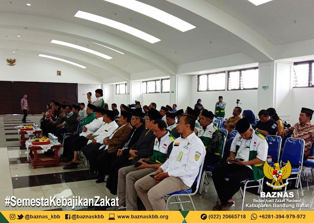 Resolusi Rakorda Baznas Kabupaten Bandung Barat Februari 2020