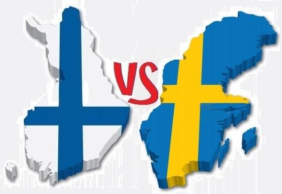 Suomi-Ruotsi Jääkiekko
