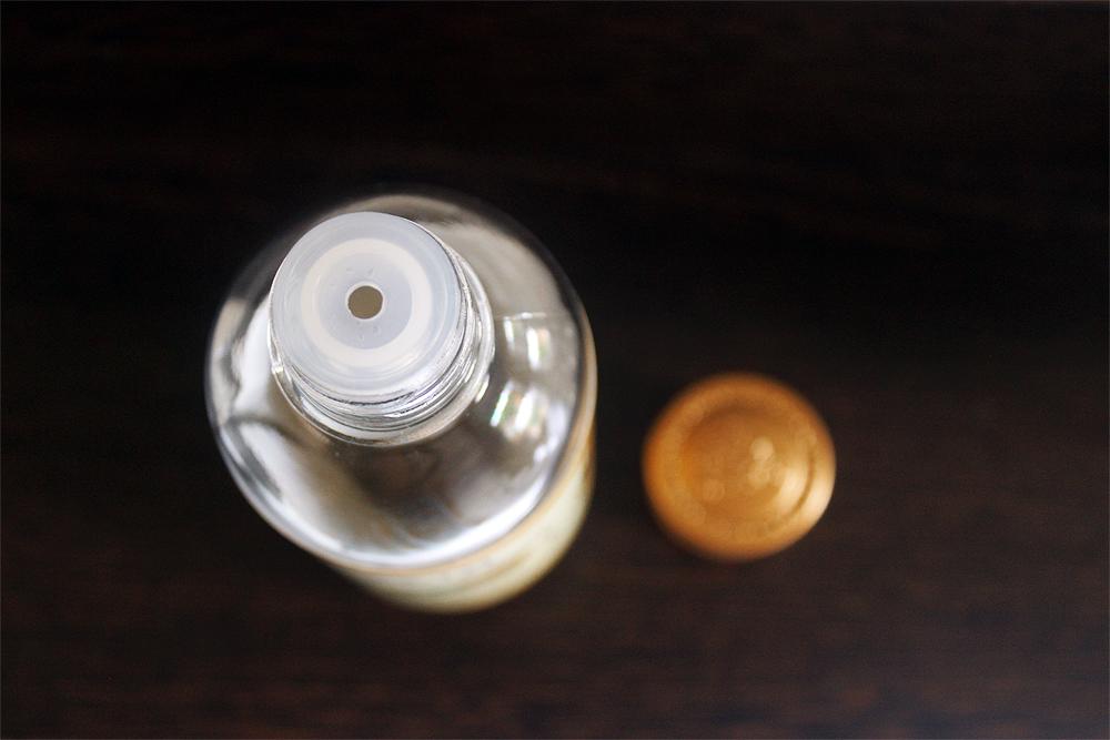 Skinfood Parsley & Mandarin Toner applicator