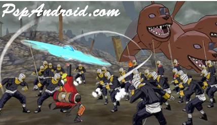 Naruto Shippuden PPSSPP