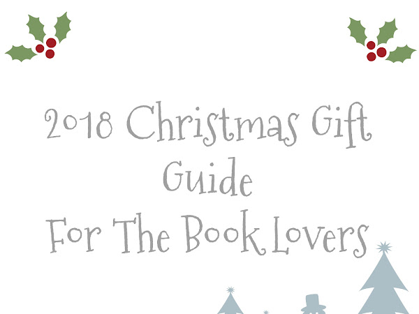 Christmas 2018 | Gift Guide - The Book Lovers