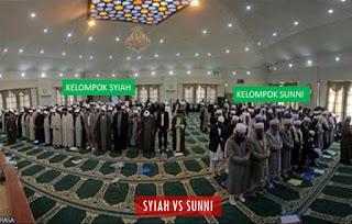 14 Perbedaan Syiah dan Sunni yang Paling Mendasar