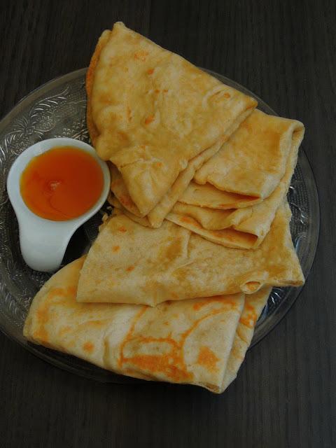 Jordanian Shrak Bread