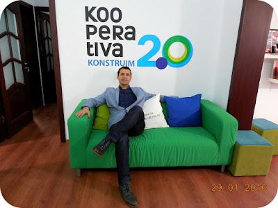 Sediul Kooperativa 2.0 din Bucuresti