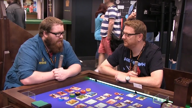 Geeknson UK Games Expo 2017 Interview