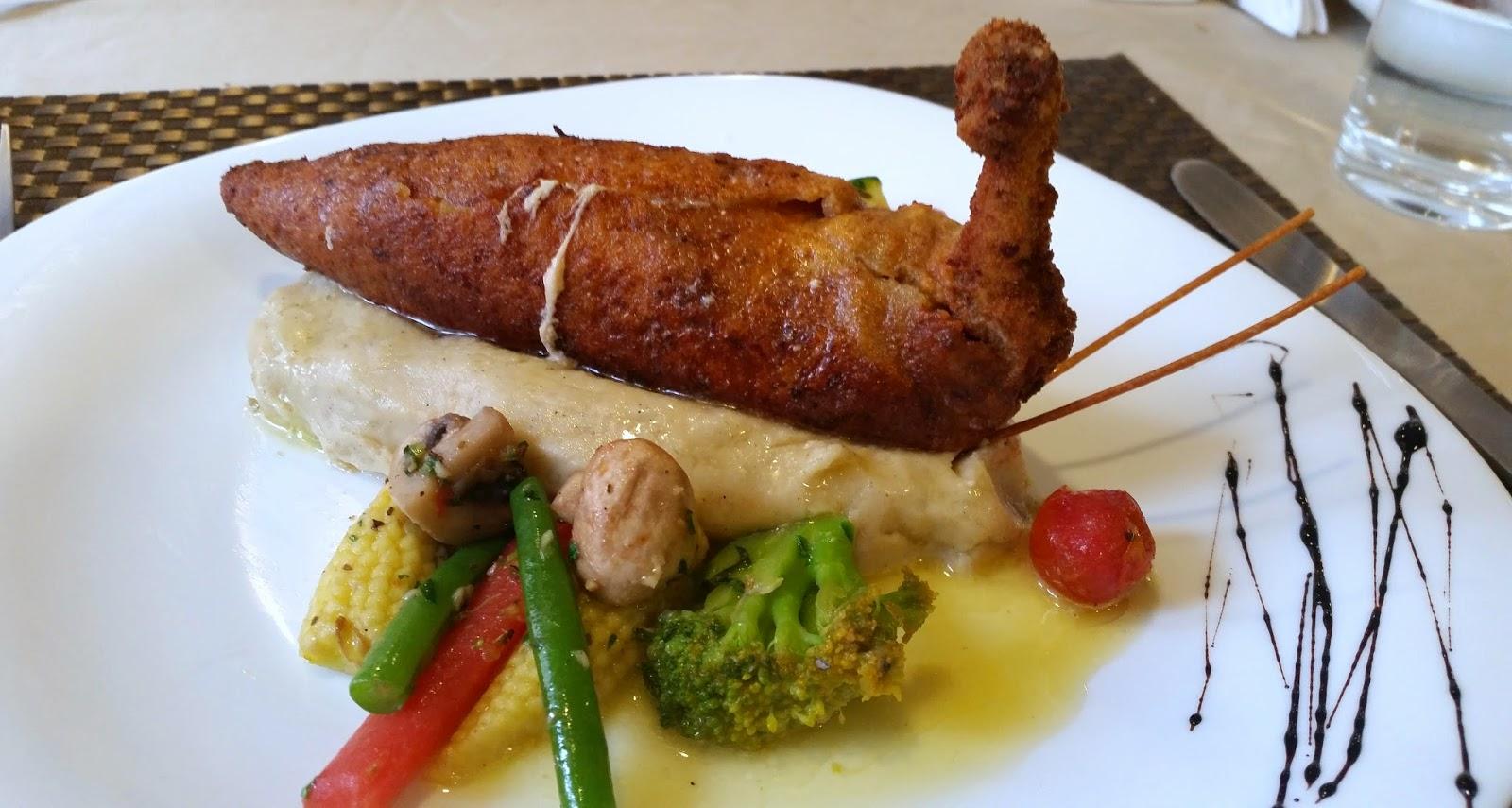 Chicken A La Kiev