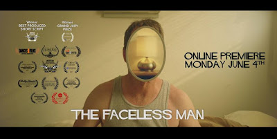 Interviews: Director Jeremy Foley & Producer Sara O'Reilly Talk About Their Surreal Short Film The Faceless Man