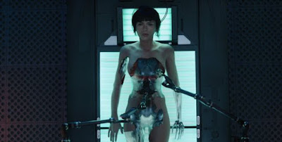 Ghost in the Shell (2017) Movie Image