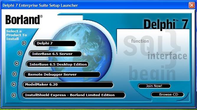 TUTORIAL DELPHI: Delphi 7 Application Installation Process