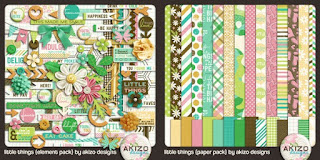 Little Things by Akizo Designs