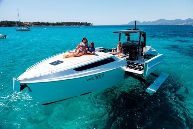 wider cote d'azur edition yacht