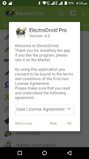 ElectroDroid Pro v4.7 Patched APK is Here !