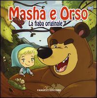 masha orso originale