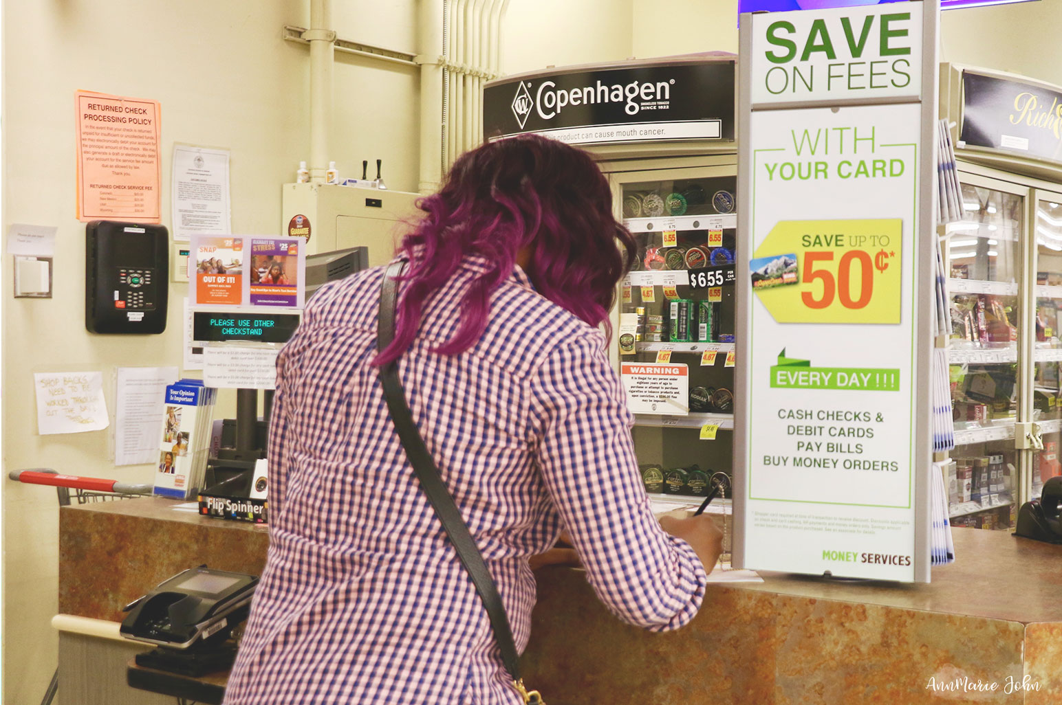 King soopers money services new discount program allows customers to save up to 0 50 on check and debit card cashing bill payments and money orders when