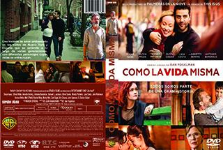 Life Itself - La Vida Misma - Cover - DVD