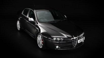 Alfa Romeo 159 Full Hd Pictures