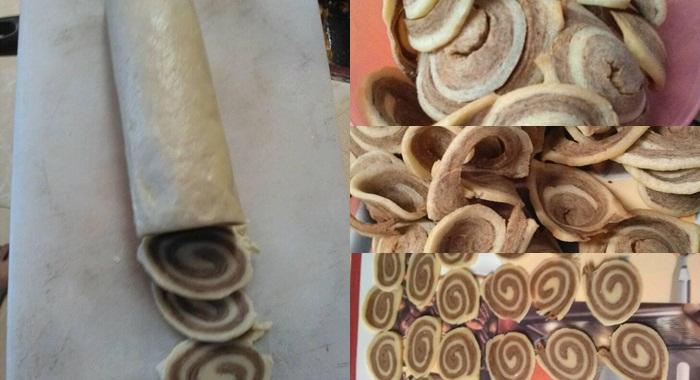 Bahan Membuat Kue Kuping Gajah Resep Kue Kuping Gajah Renyah Empuk