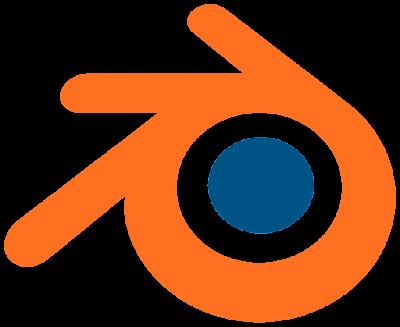 Blender برنامج تصميمات 3D