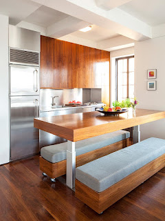 Come fare sembrare la tua cucina più grande