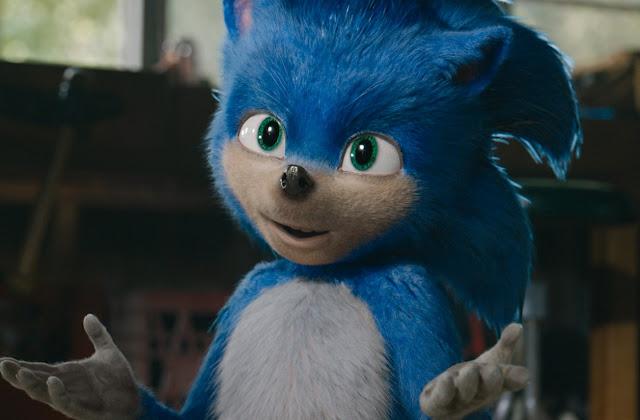 Sonic está em fuga no primeiro trailer do live-action