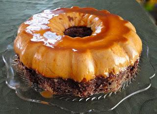 Recette du Gâteau flan magique