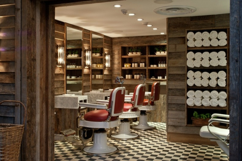 Soho Beach House beauty salon