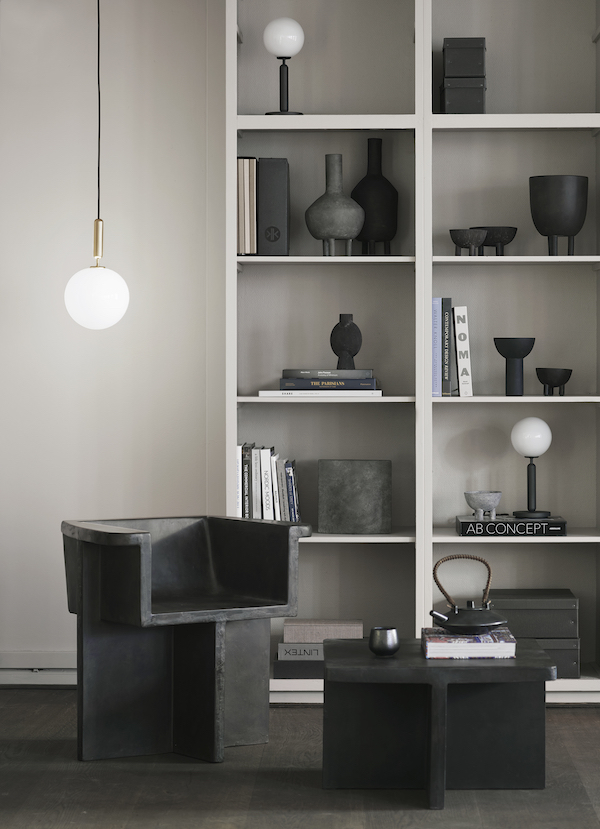 New Nuura collection captured at the showroom of Norr11 & 101cph