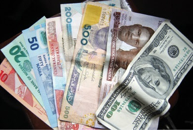 Naira Appreciates Marginally Against the U.S Dollar...Here are the Latest Exchange Rates