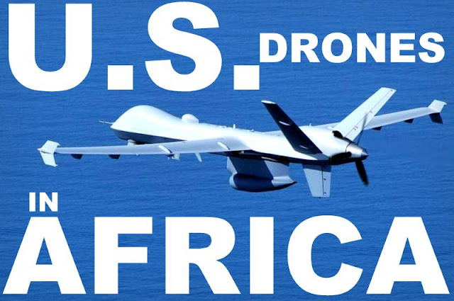 OPINION | US Drones in Africa by Ifeoha Azikiwe
