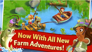 FarmVille 2 Country Escape Apk Mod v11.1.2837 Unlimited Key Free for android