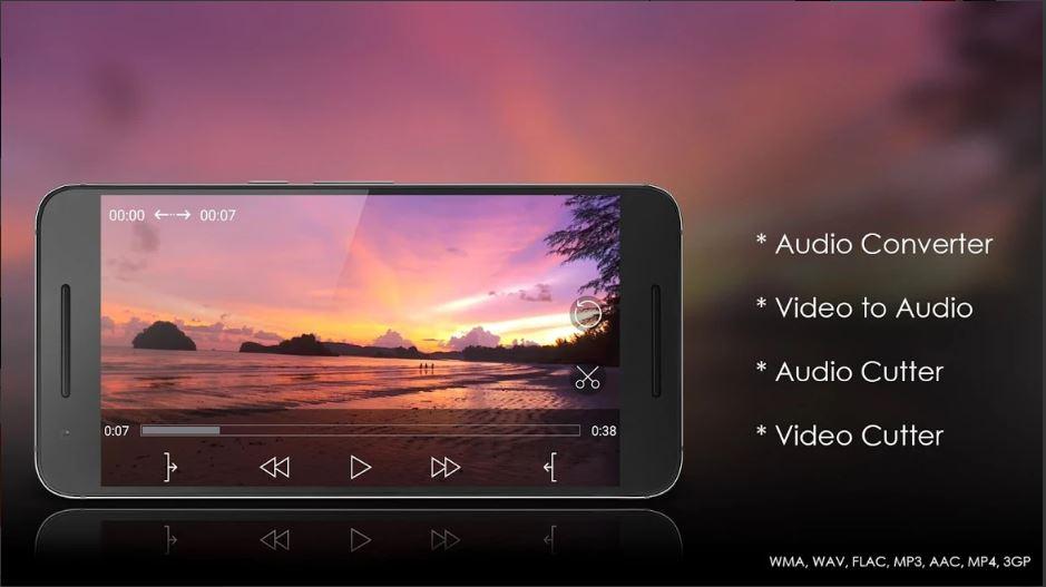 تطبيق-MP3-Converter