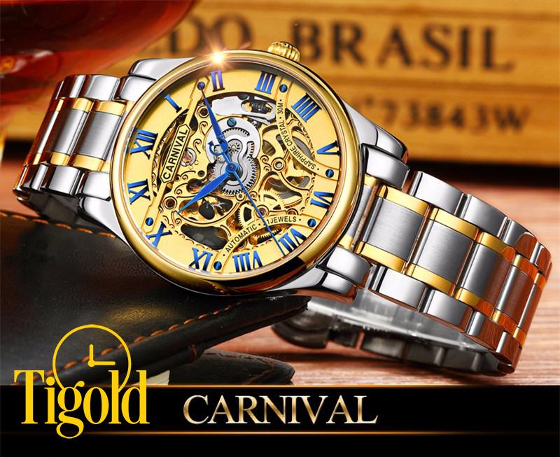 đồng hồ carnival của nước nào