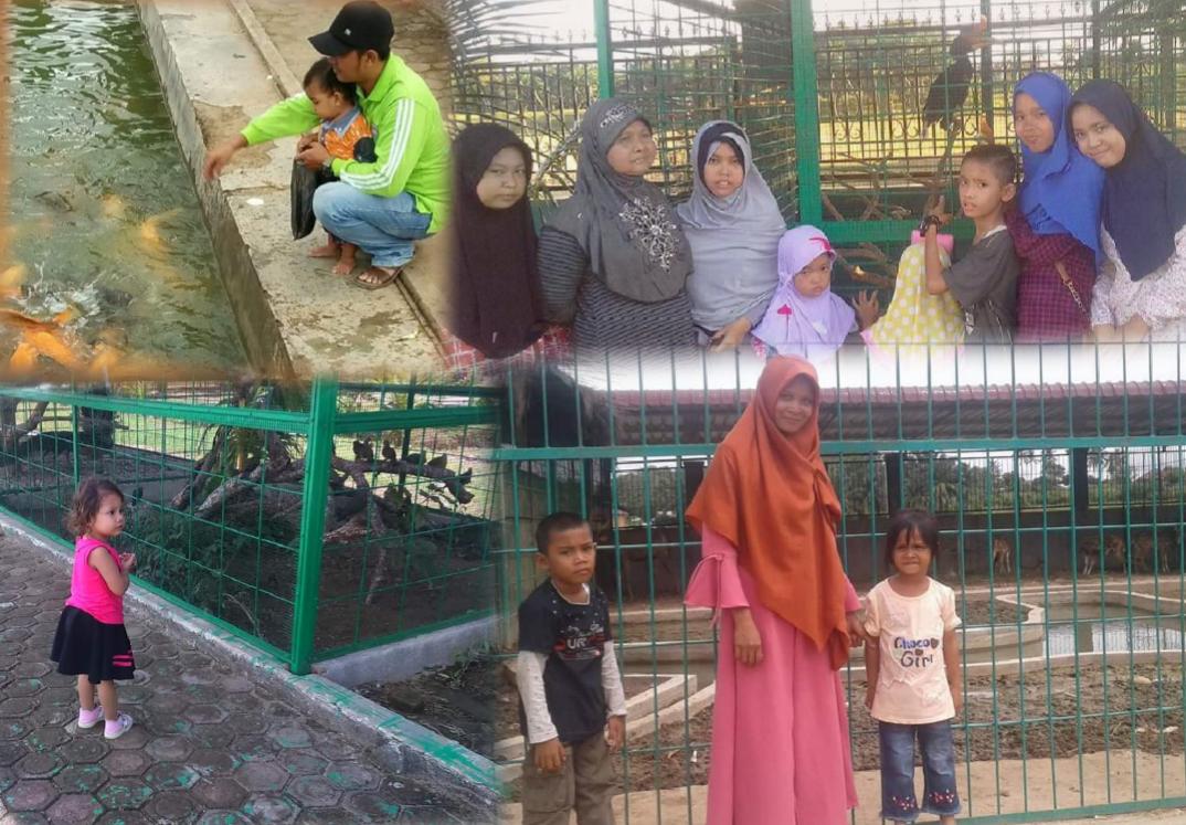 Masyarakat Dukung Ikon Wisata Kebun Binatang Pt Nan Paluta Metro Online