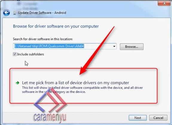 Fix Cara Install Driver Qualcomm Hs-Usb Qdloader Bagi Yang