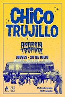 Concierto de Anarkía Tropikal y Chico Trujillo en Sala But
