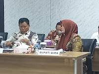 Rakor Forkopimda, Bupati Paparkan Kondisi Terkini Kamtibmas Kabupaten Bima