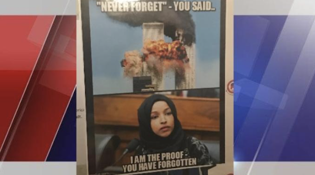 Controversy erupts over anti-Muslim display in W.Va. Capitol; Sgt. at Arms resigns; doorkeeper hurt